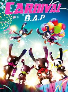 [중고] 비에이피 (B.A.P) / Carnival (5th Mini Album/Special Edition)
