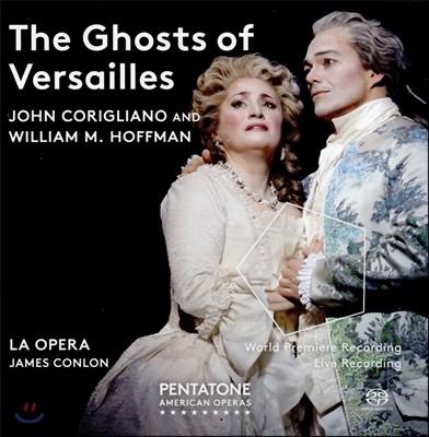 James Conlon 존 코릴리아노: 오페라 부파 '베르사이유의 유령' (John Corigliano: Opera Buffa 'The Ghosts of Versailles') 제임스 콘론