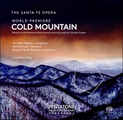 Miguel Harth-Bedoya 제니퍼 히그던: 오페라 '콜드 마운틴' (Jennifer Higdon: Cold Mountain) 미구엘 하스-베도야, 산타페 오페라 오케스트라
