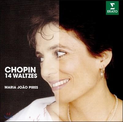 Maria Joao Pires 쇼팽: 14개의 왈츠 (Chopin: 14 Waltzes) 마리아 호아오 피레스