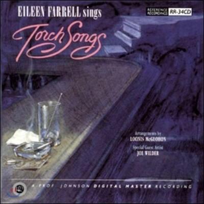 Eileen Farrell (아일렌 파렐) - Sings Torch Songs