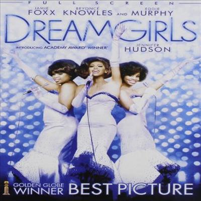 Dreamgirls (드림걸즈)(한글무자막)(DVD)