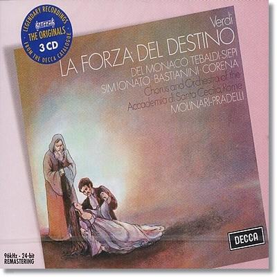 Francesco Molinari-Pradelli 베르디: 운명의 힘 (Verdi: La forza del destino)
