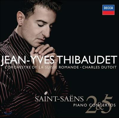 Jean-Yves Thibaudet 생상스: 피아노 협주곡 2, 5번 (Saint-Saens: Piano Concertos Nos. 2 & 5)