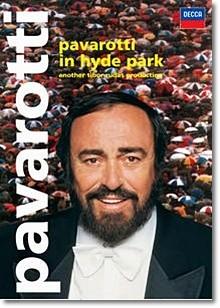 Luciano Pavarotti 루치아노 파바로티 하이드 파크 콘서트 (Pavarotti in Hyde Park)