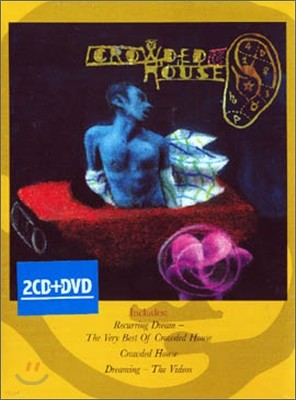 Crowded House - Recurring Dream: The Very Best Of Crowded House + Crowded House + Dreaming : The Videos