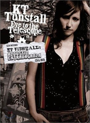 KT Tunstall - Eye To The Telescope + Acoustic Extravaganza + Acoustic Extravaganza DVD (EMI Gift Packs Series)