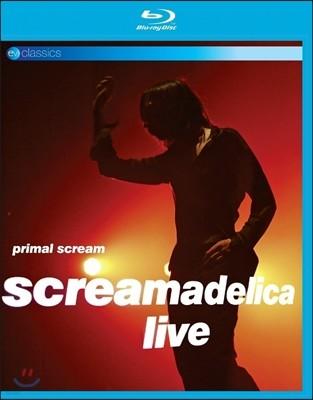 Primal Scream (프라이멀 스크림) - Screamadelica Live