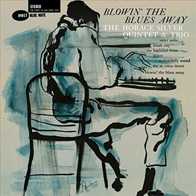 Horace Silver Quintet - Blowin The Blues Away (Ltd. Ed)(Remastered)(180G)(LP)