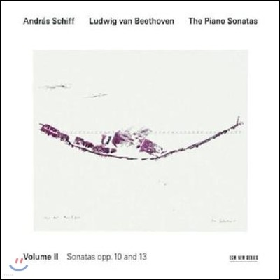 Andras Schiff 베토벤: 피아노 소나타 2집 - 안드라스 쉬프 (Beethoven: Piano Sonatas Nos.5 6 7 8)