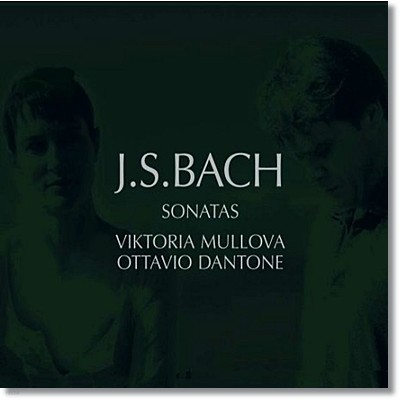 Viktoria Mullova 바흐: 바이올린 소나타 (Bach: Violin Sonatas) 빅토리아 뮬로바
