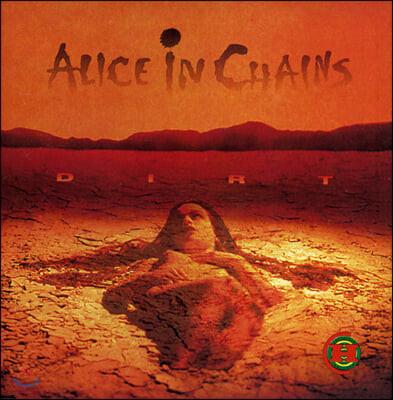 Alice In Chains - Dirt 앨리스 인 체인스 2집