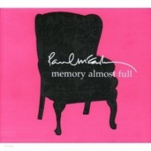 Paul McCartney - Memory Almost Full [Deluxe Edition][Bonus DVD]