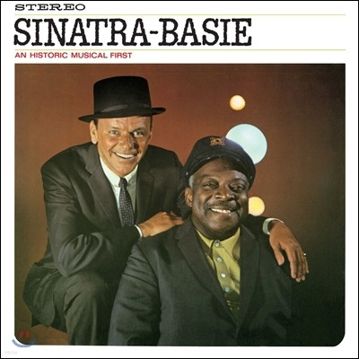 Frank Sinatra And Count Basie (프랭크 시나트라, 카운트 베이시) - Sinatra-Basie: An Historic Musical First