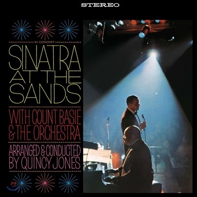 Frank Sinatra / Count Basie - Sinatra At The Sands [2LP]