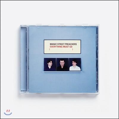 Manic Street Preachers (매닉 스트리트 프리쳐스) - Everything Must Go 20 [Remastered+1997년 라이브 포함]