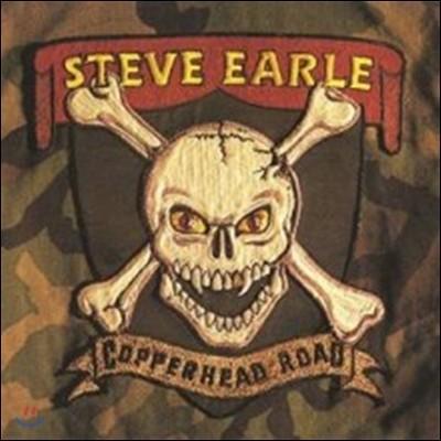 Steve Earle (스티브 얼) - Copperhead Road [60th Vinyl Anniversary Back To Black LP]