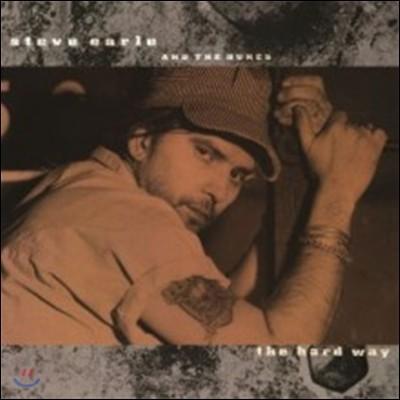 Steve Earle & The Dukes (스티브 얼 & 더 듀크스) - The Hard Way [60th Vinyl Anniversary Back To Black LP]