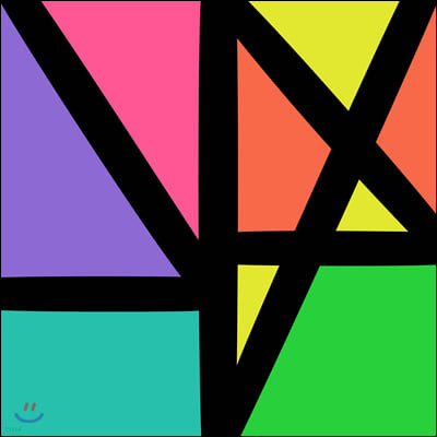 New Order (뉴 오더) - Complete Music