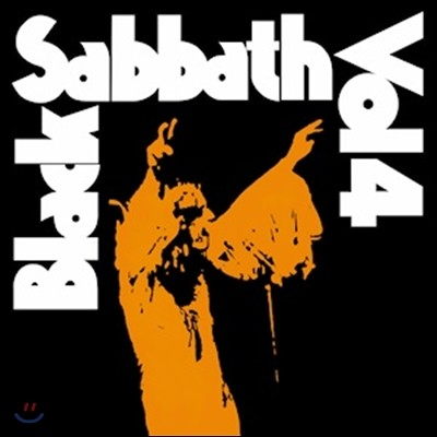 Black Sabbath (블랙 사바스) - Vol 4 [LP+CD]