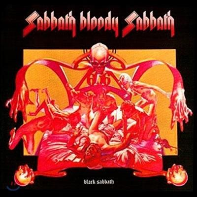 Black Sabbath (블랙 사바스) - Sabbath Bloody Sabbath [LP+CD]