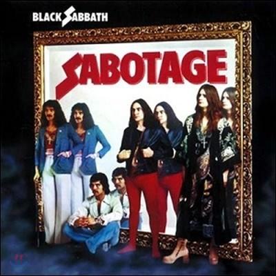 Black Sabbath (블랙 사바스) - Sabotage [CD+LP]