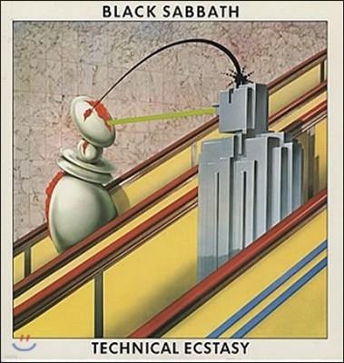 Black Sabbath (블랙 사바스) - Technical Ecstasy [LP+CD]