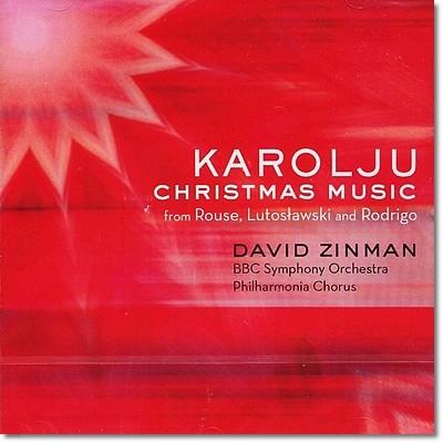Karolju : 크리스마스 음악 - 라우즈,루토슬라프스키,로드리고