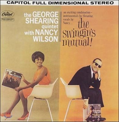 George Shearing & Nancy Wilson (조지 쉬어링, 낸시 월슨) - The Swinging'S Mutual