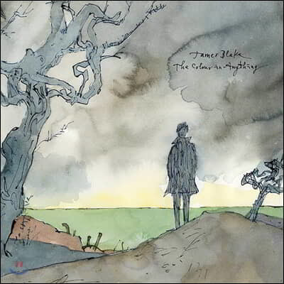 James Blake (제임스 블레이크) - The Colour In Anything 정규 3집