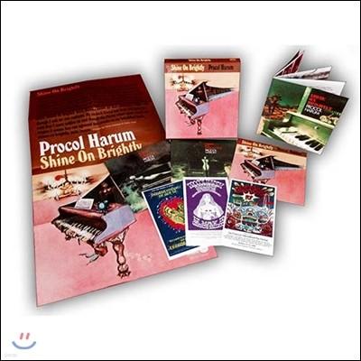 Procol Harum (프로콜 하럼) - Shine On Brightly [3CD Deluxe Edition]