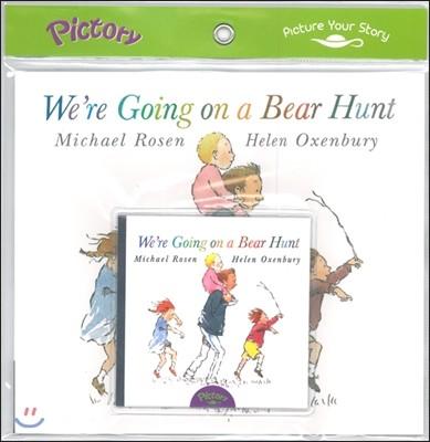 Pictory Set Step 1-02 : We're Going on a Bear Hunt (Paperback Set)