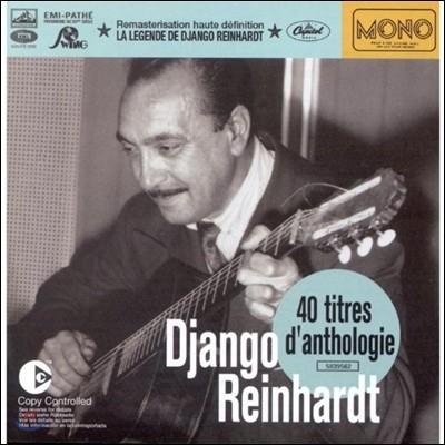 Django Reinhardt (장고 라인하르트) - 40 Titres D'Anthologie