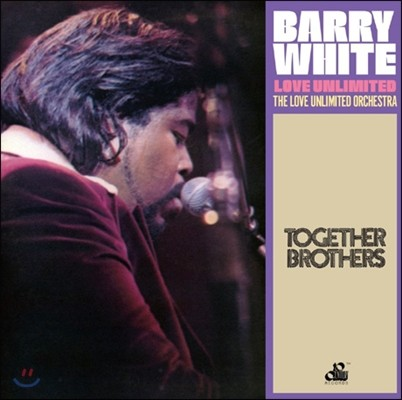 Barry White (배리 화이트) - Together Brothers [Limited Edition]