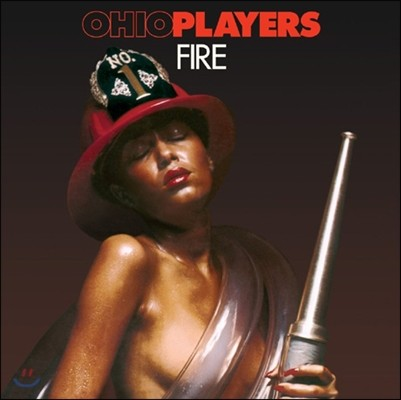 Ohio Players (오하이오 플레이어스) - Fire [Limited Edition]