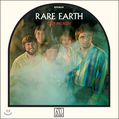 Rare Earth (레어 어스) - Get Ready [Limited Edition]