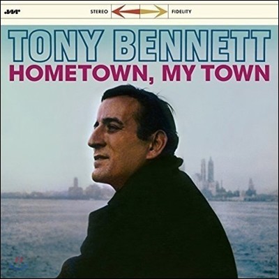 Tony Bennett (토니 베넷) - Hometown, My Town [One Pressing Limited Edition]