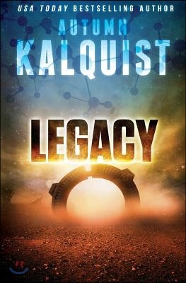 Legacy: Fractured Era Legacy, Book 1