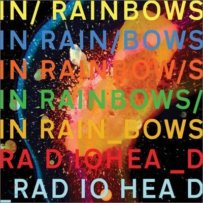 Radiohead (라디오헤드) - In Rainbows [LP]