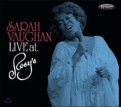 Sarah Vaughan (사라 본) - Live at Rosy's [1978년 5월 뉴올리언지의 로지스 재즈 클럽 라이브]