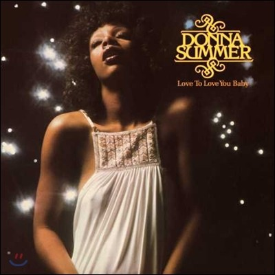 Donna Summer (도나 서머) - Love To Love You Baby [LP]