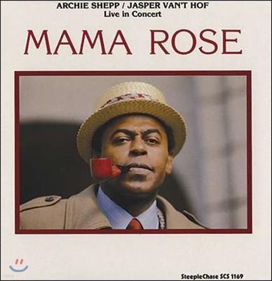 Archie Shepp & Jasper Van't Hof (아치 ��, 야스퍼 반트 호프) - Mama Rose [1982년 2월 독일 SWF 재즈 콘서트 라이브]