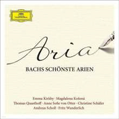바흐 - 최고의 아리아 모음곡 (Arias - Bach's finest arias) - Reinhard Goebel