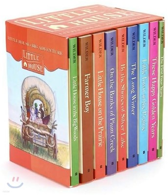 Little House Boxed Set (#1-9)