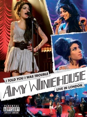 Amy Winehouse - I Told You I Was Trouble (Live In London)