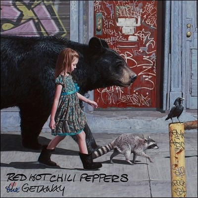 Red Hot Chili Peppers (레드 핫 칠리 페퍼스) - The Getaway