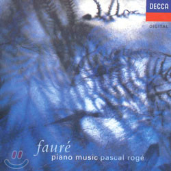 Faure : Piano Music : Pascal Roge