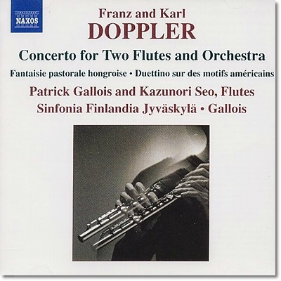Patrick Gallois 도플러: 플루트와 관현악을 위한 작품집 (Franz and Karl Doppler: Concerto for Two Flutes and Orchestra)