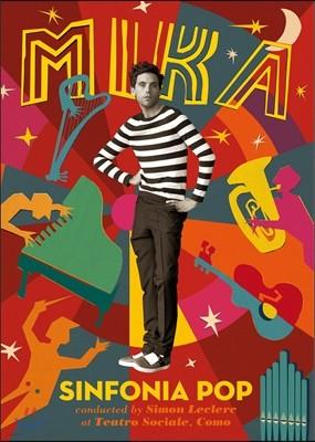 Mika (미카) - Sinfonia Pop [2CD+DVD]