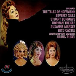 Offenbach : The Tales of Hoffmann : SillsㆍBurrowsㆍTreigleㆍLondon Symphony OrchestraㆍRudel